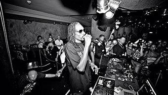 Snoop Dogg Veranstaltungsschutz