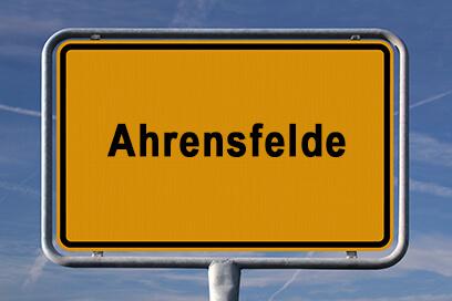Sicherheitsdienst Ahrensfelde