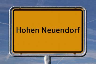 Sicherheitsdienst Hohen Neuendorf