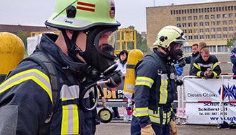 Brandsicherheitswache von SGB Schutz & Sicherheit