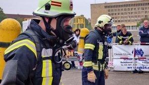 DIE FIREFIGHTER COMBAT CHALLENGE mit SGB